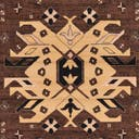 Link to Brown of this rug: SKU#3134458
