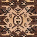 Link to Brown of this rug: SKU#3128718