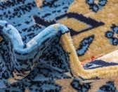 8' x 8' Heriz Design Square Rug thumbnail
