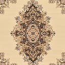 Link to Ivory of this rug: SKU#3124965