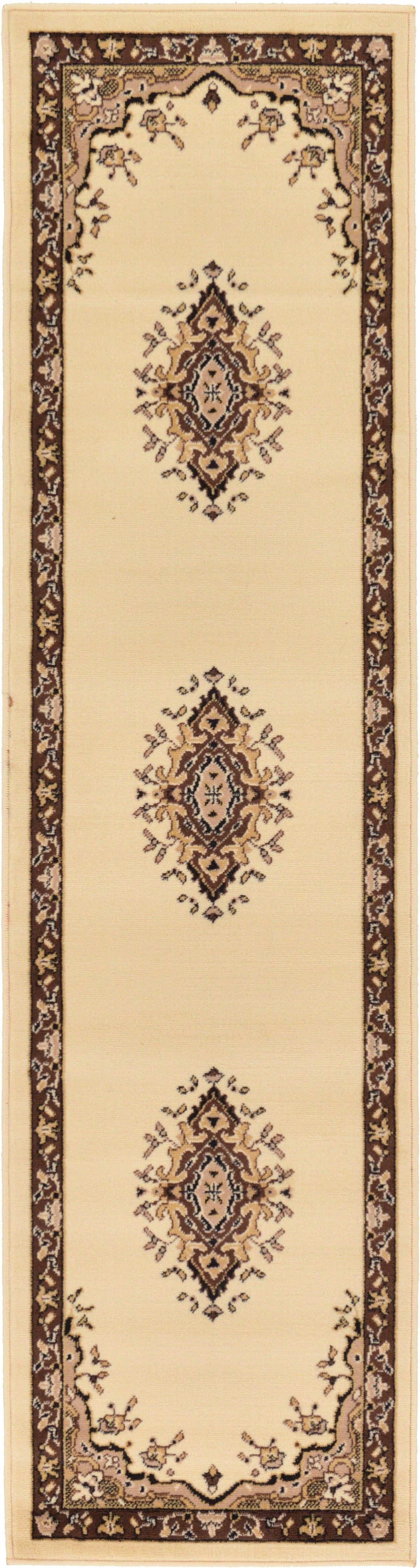 2' 2 x 8' 2 Mashad Design Runner Rug main image