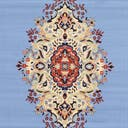 Link to Light Blue of this rug: SKU#3128736