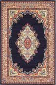 6' x 9' Mashad Design Rug thumbnail
