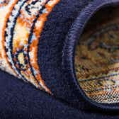 2' 7 x 10' Mashad Design Runner Rug thumbnail