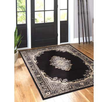 Image of  Black Amaya Rug