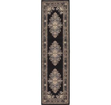 2' 7 x 10' Mashad Design Runner Rug main image