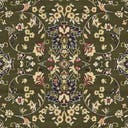 Link to Green of this rug: SKU#3128770