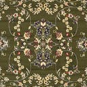 Link to Green of this rug: SKU#3124954