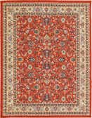 9' x 12' Kashan Design Rug thumbnail