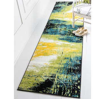 Image of 2' 7 x 10' Florence Runner Rug