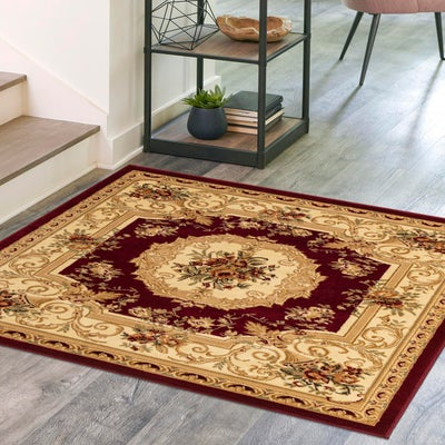 Traditional Border Rugs