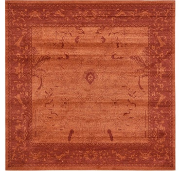 8' x 8' Vista Square Rug main image