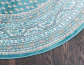 8' x 8' Tribeca Round Rug thumbnail