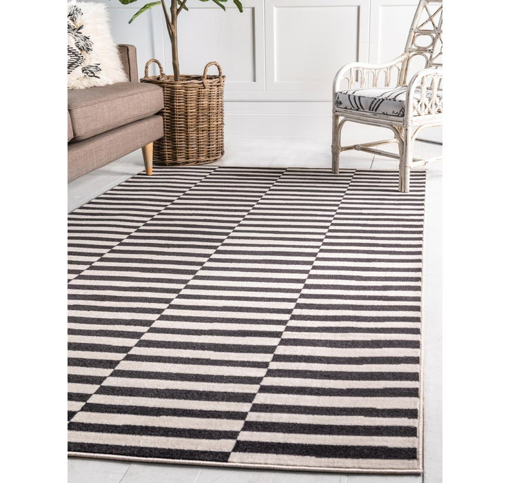 Image of  Black SoHo Rug