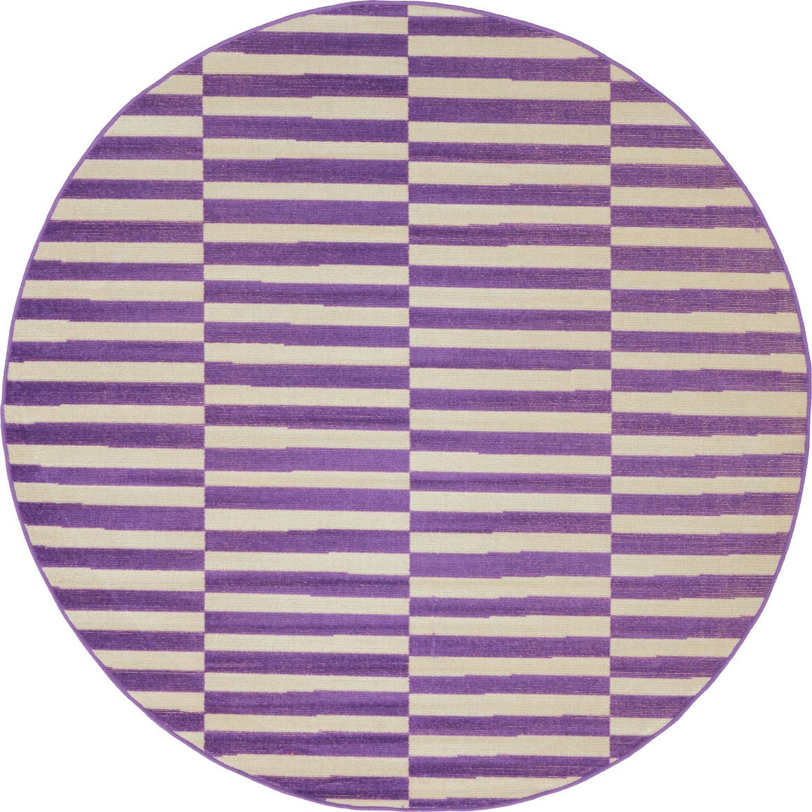 5' x 5' Tribeca Round Rug main image