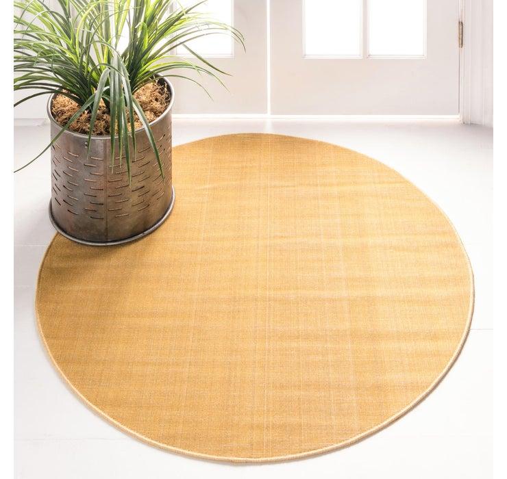 Image of 3' 7 x 3' 7 Tribeca Round Rug