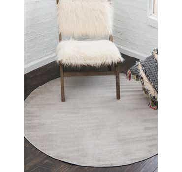 Image of 5' x 5' Tribeca Round Rug