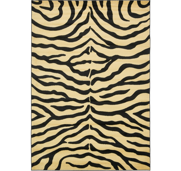 7' x 10' Safari Rug