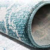 2' 7 x 10' New Vintage Runner Rug thumbnail