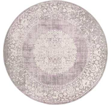 Image of  Purple Modern Classical Round ...