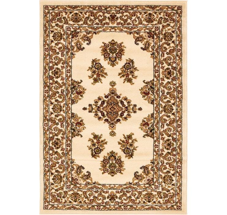 3' 3 x 5' Isfahan Design Rug