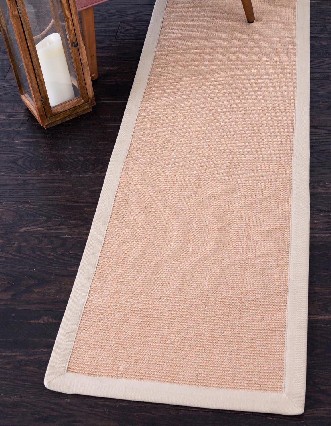 2' 5 x 10' Sisal Runner Rug main image