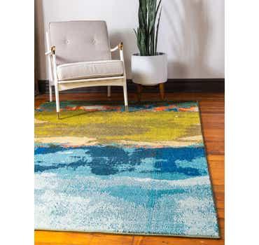 Image of  Blue Hyacinth Rug