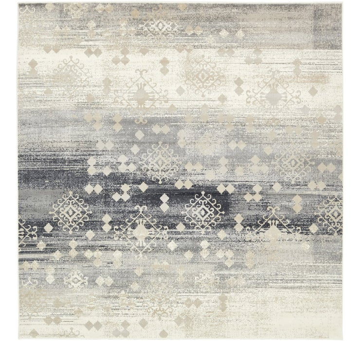 6' x 6' Mirage Square Rug