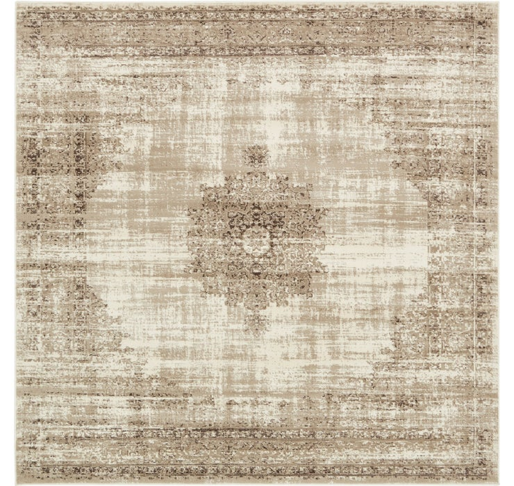 6' x 6' Montreal Square Rug