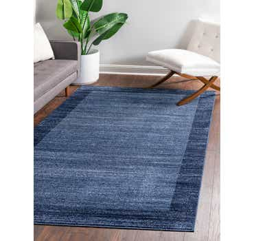 Image of  Navy Blue Angelica Rug