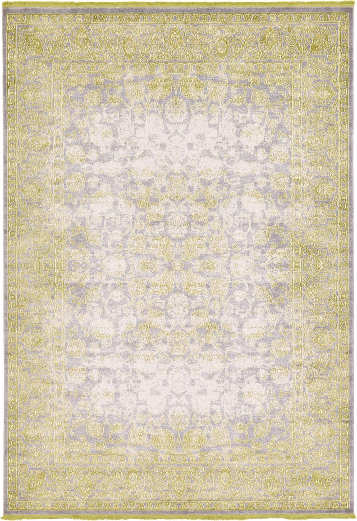 8' x 11' 4 New Vintage Rug main image