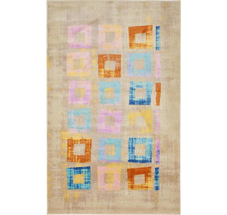 Image of 5' x 8' Dimensions Rug