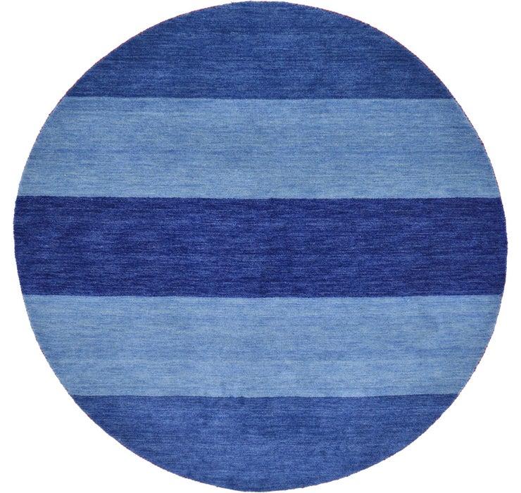 Image of 198cm x 198cm Indo Gabbeh Round Rug