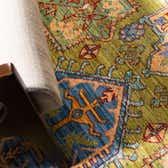 213cm x 300cm Aqua Rug thumbnail image 5