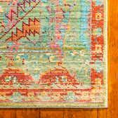 213cm x 300cm Aqua Rug thumbnail image 8