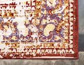 5' x 8' Aqua Rug thumbnail