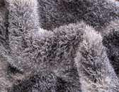 7' x 10' Luxe Trellis Shag Rug thumbnail