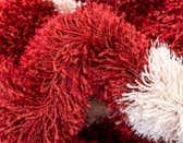 2' 2 x 3' Luxe Trellis Shag Rug thumbnail