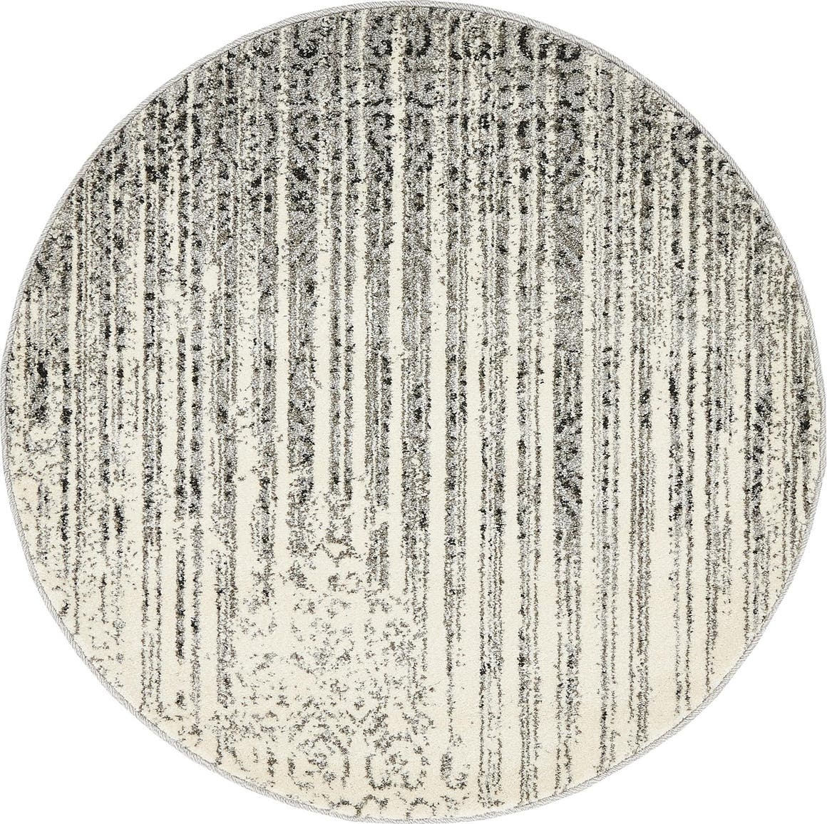 3' 3 x 3' 3 Loft Round Rug main image