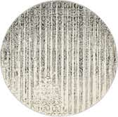 3' 3 x 3' 3 Angelica Round Rug thumbnail
