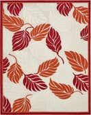 8' x 10' Outdoor Botanical Rug thumbnail