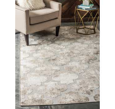 Image of 8' x 10' Outdoor Trellis Rug