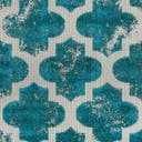 Link to Turquoise of this rug: SKU#3132490