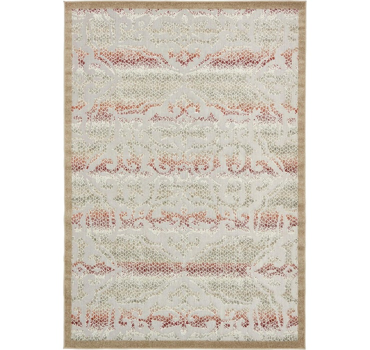 Image of 213cm x 305cm Outdoor Modern Rug