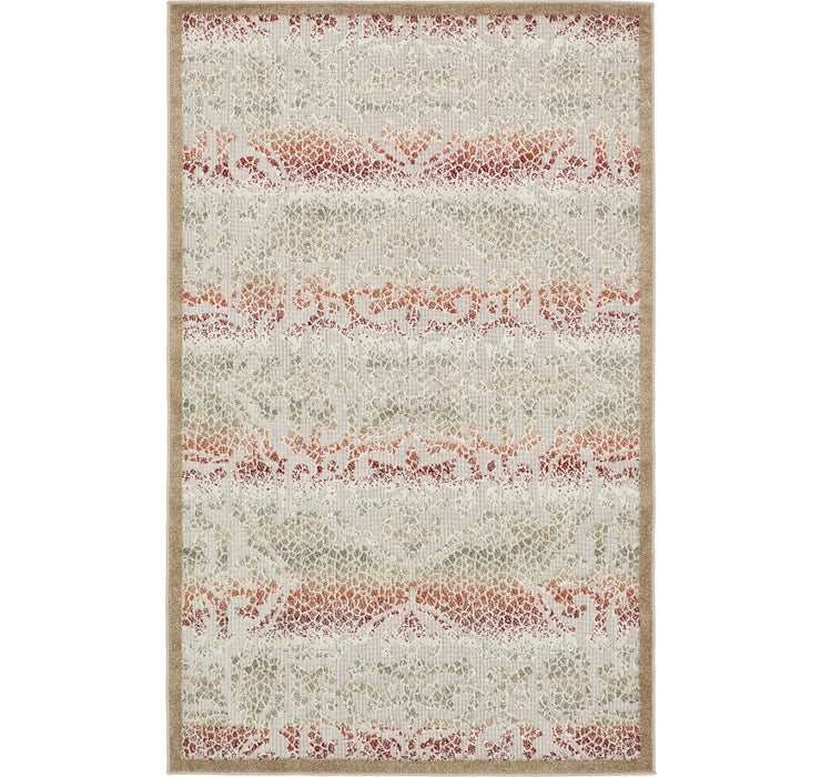 Image of 152cm x 245cm Outdoor Modern Rug