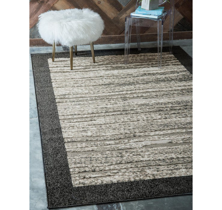 Image of 122cm x 183cm Outdoor Border Rug