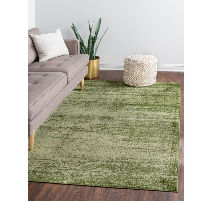 Green Angelica Rug