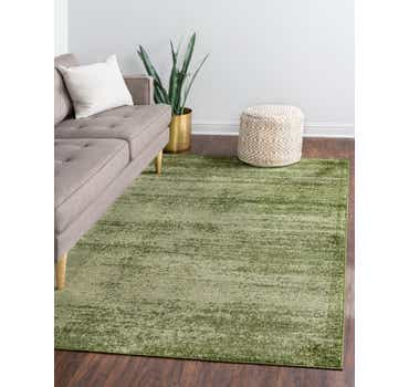 Image of  Green Angelica Rug