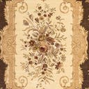 Link to Brown of this rug: SKU#3129301