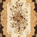 Link to Brown of this rug: SKU#3132893